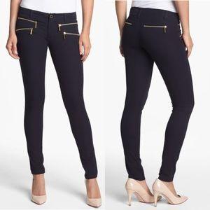 Michael Kors Pants - Michael Kors Zip Pocket Skinny Pants